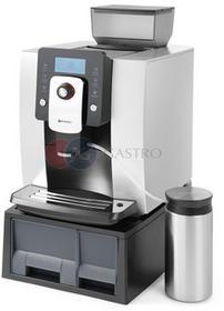 Hendi Ekspres do kawy automatyczny Profi Line srebrny 208953 208953
