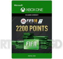 FIFA 18 2200 Punktów XONE