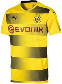 Puma Koszulka piłkarska BVB Home Replica żółta) 12h