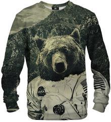 Bluza bawełniana NASA Bear
