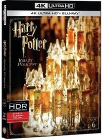HARRY POTTER I KSIĄŻĘ PÓŁKRWI 2BD 4K) Płyta BluRay)