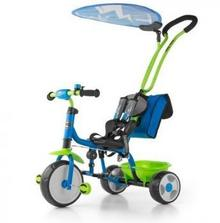 Milly Mally Boby Deluxe 2015 Blue-green