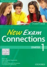 New Exam Connections 1 Podręcznik, część 1. Klasa 1-3 Gimnazjum Język angielski - Diana Pye, Joanna Spencer-Kępczyńska