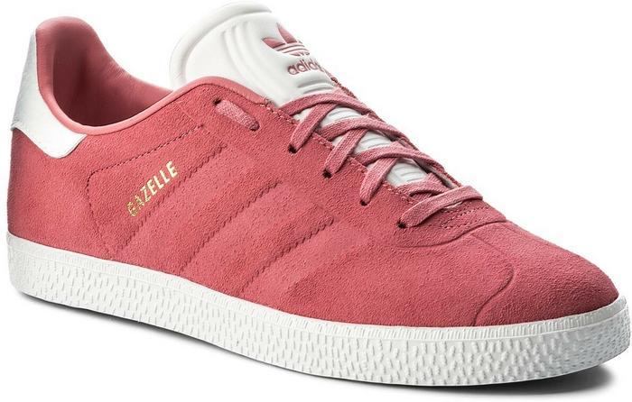 Adidas Buty Gazelle J CQ2882 ChapnkChapnkFtwwht – ceny