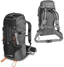Trimm plecak Leman 45L Black-Dark Grey BLACK DARK GREY)