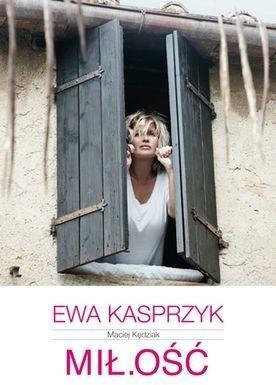 Burda książki Ewa Kasprzyk, Maciej Kędziak Mił.ość