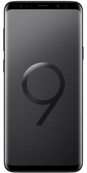 Samsung Galaxy S9+ G965F 64GB Dual Sim Czarny