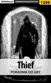 """Thief poradnik do gry Jacek """"Stranger"""" Hałas EPUB)"""