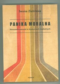 Nomos Panika moralna - Zielińska Iwona