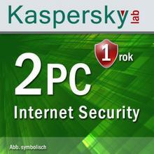 Kaspersky Internet Security Multi Device 2018 2 PC