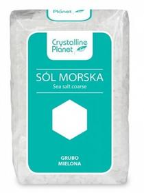 CRYSTALLINE PLANET SÓL MORSKA GRUBO MIELONA 600 g - CRYSTALLINE PLANET 5902983781455