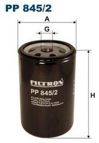 FILTRON PP 845/1 FILTR PALIWA