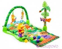 Kontext Mata Edukacyjna dla dzieci Rainforest Tropical ZOO #E1
