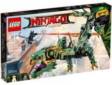 LEGO Ninjago Mechaniczny smok zielonego ninja 70612