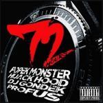 72 Hours CD) Dj Gondek Hijack Hood Popek Monster
