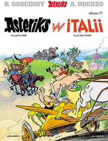 Asteriks w Italii. Tom 37