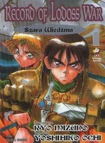 Record of Lodoss War. Tom 1. Szara Wiedźma