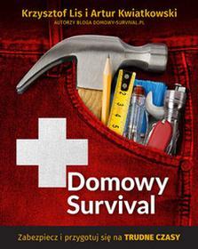 Znak Domowy survival - Krzysztof Lis