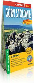 ExpressMap praca zbiorowa comfort! map Góry Stołowe. Laminowana mapa turystyczna 1:60 000
