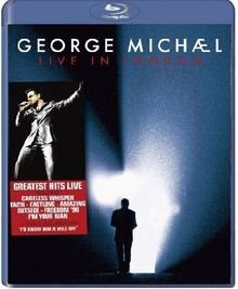 Live In London Blu-ray) George Michael