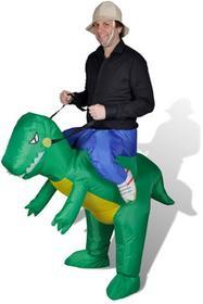 vidaXL vidaXL Dinozaur, dmuchany kostium
