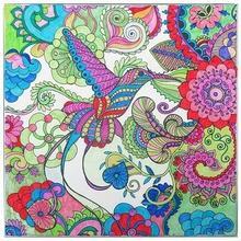 Stnux Obraz 30x30 cm Koliber praca zbiorowa