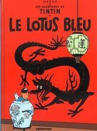 Tin Tin Le Lotus bleu - Nowela