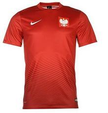 Nike Pol M H/A Supporters Tee oficjalna koszulka piłkarska, wielokolorowa, XXL 724632-611_2XL