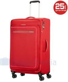 Samsonite AT by Duża walizka AT SUMMER AIRBEAT 103003 Czerwona - czerwony