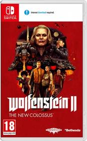 Wolfenstein II: The New Colossus NSWITCH