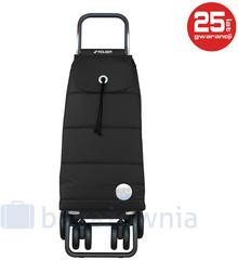 ROLSER Wózek na zakupy LOGIC PACK POLAR Czarny