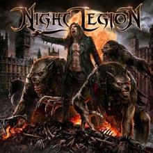 Night Legion Night Legion, CD Night Legion