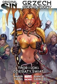 Marvel Now. Original Sin. Grzech pierworodny. Thor i Loki - Dziesiąty świat