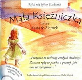 Mała Księżniczka - książka audio na CD - Ziętek Rafał