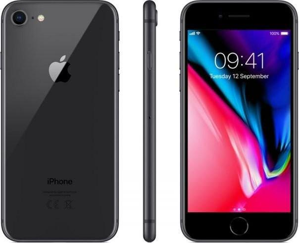 Apple iPhone 8 64GB Gwiezdna szarość