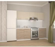 Elior.pl Piękny zestaw mebli kuchennych Marea - jasny
