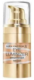 Max Factor Eye Luminizer Brightener Korektor rozświetlający pod oczy Fair/Light,15 ml 1234577883