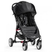Baby Jogger City Mini 4W Black/Gray