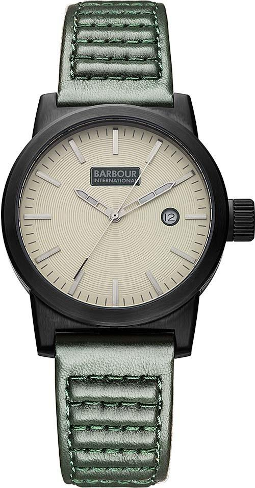 Barbour Halsted BB024BKGR