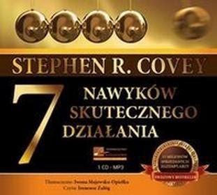 Aleksandria 7 Nawyków skutecznego działania (audiobook CD) - Stephen R. Covey