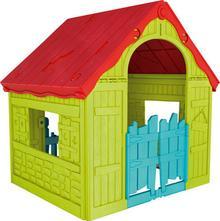 Keter Składany domek dla dzieci FOLDABLE PLAY HOUSE (WONDERFOLD) 122041-uniw