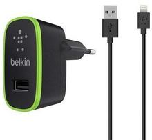 Belkin 2-PORT USB HOME CHARGER + LIGHTING CABLE