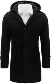 Dstreet Płaszcz męski czarny (cx0370) cx0370_m
