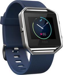 Fitbit Blaze L Blue-Silver