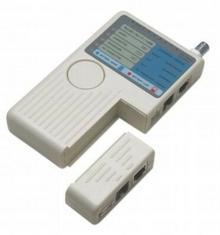 Intellinet Tester kabla RJ45/11+ BNC / USB (351911) (351911)