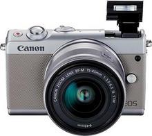 Canon EOS M100 +15-45 szary