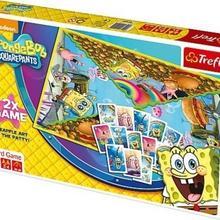 Trefl SpongeBob 2x Game