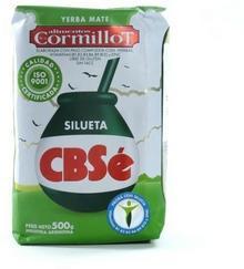CBS Jamba Herbata Yerba Mate Silueta 500g