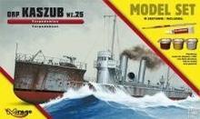 """Mirage Hobby Okręt Torpedowy ORP \""""KASZUB"""""""