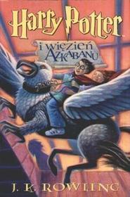 Rowling J.K. Harry Potter 3 Więzień Azkabanu - J.K. Rowling br. - dostępny od ręki, natychmiastowa wysyłka